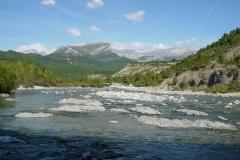 Hausfluss Rio Cinca