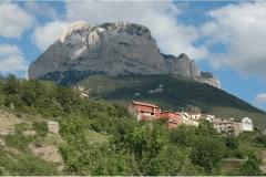 Laspuna und Pena Montanesa 2301 m