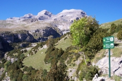 Monte Perdido Nationalpark