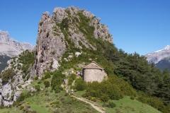 Kirche bei Tella